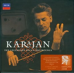 Karajan - The Legendary Decca Recordings CD 7,Wiener Philharmoniker - Herbert von Karajan