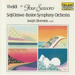 Vivaldi - The Four Seasons - Joseph Silvertein ft. Seiji Ozawa ft. Boston Symphony Orchestra