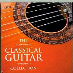 The Classical Guitar Collection CD 19 No. 1 - Various Artists