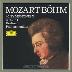 Mozart Symphonies CD 1 No. 2 - Karl Böhm ft. Berlin Philharmonic Orchestra