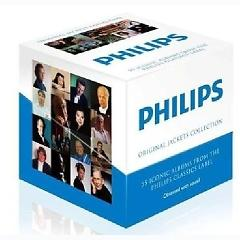 Philips Original Jackets Collection - CD 47 - Prokofiev Symphony Concerto, Symphony 7 - Various Artists