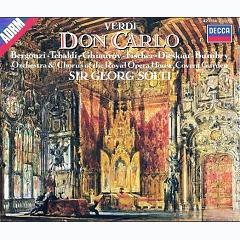 Don Carlo CD 1 - Sir Georg Solti ft. Royal Opera House Orchestra
