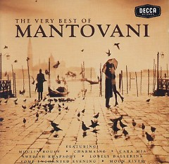 The Very Best Of Mantovani CD 2,Mantovani Orchestra - Mantovani