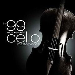 The 99 Most Essential Cello Masterpieces CD 6 - Various Artists
