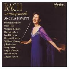 Bach Arrangements - Angela Hewitt