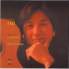 Chopin Nocturnes For Guitar - Phillip Hill