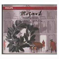 Complete Mozart Edition Vol 14 - Piano Quintets, Quartets, Trios, Etc CD 1 - Various Artists