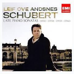 Schubert - Late Piano Sonatas CD 1 - Leif Ove Andsnes