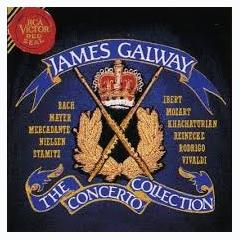 James Galway - The Concerto Collection CD 2 - James Galway