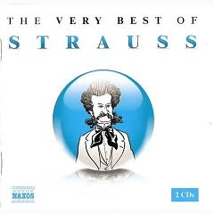 Strauss - Very Best Of CD 2,Slovak Radio Symphony Orchestra - Various Artists