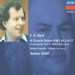 Bach - The Six French Suites CD 2 (No. 2) - Andras Schiff