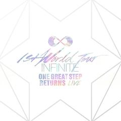 One Great Step Returns Live (CD1) - Infinite