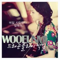 Tell Me You Love Me Everyday - Woo Eun Mi
