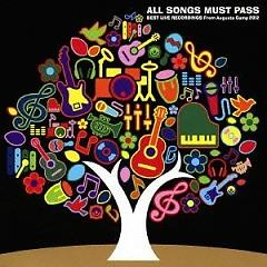 All Songs Must Pass - Office Augusta 20th Anniversary Best (CD2) - Various Artists