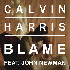 Blame - Single - Calvin Harris