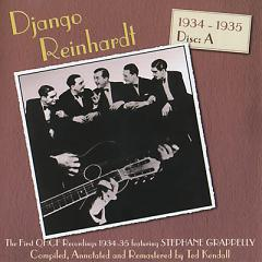 The Classic Early Recordings 1934 - 1939 (CD 1) (Part 2) - Django Reinhardt