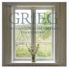Grieg: The Complete Music For Piano CD12 No.2 - Eva Knardahl