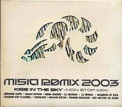 MISIA REMIX 2003 KISS IN THE SKY-NON STOP MIX- Disc2 - Misia - MISIA