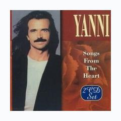 "Songs From The Heart (CD1) - Yanni - <a title=""Yanni"" href=""http://mp3.zing.vn/nghe-si/Yanni"">Yanni</a>"
