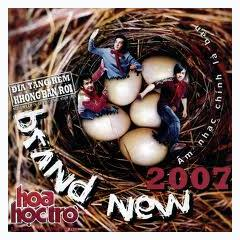 Hoa Học Trò - Brand New 2007 CD2 - Various Artists