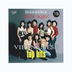 Liên Khúc VIETNAMESE Top Hits - CD1 - Various Artists