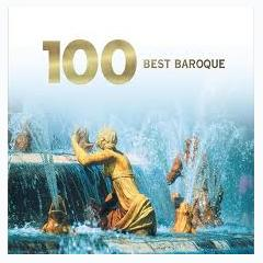 Bach And His Time - Best Baroque 100 CD1 - Various Artists