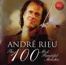 The 100 Most Beautiful Melodies (CD2) - Andre Rieu