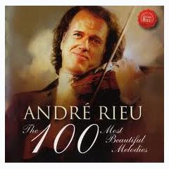 The 100 Most Beautiful Melodies (CD1) - Andre Rieu