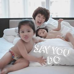 Album Say You Do (2nd Single) - Tiên Tiên