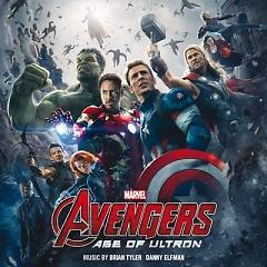 Avengers: Age Of Ultron OST - Brian Tyler ft. Danny Elfman