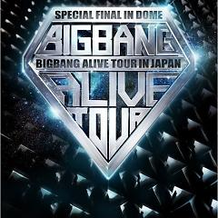 Alive Tour 2012 In Japan Special Final In Dome ~Tokyo Dome 2012.12.05~ - BIGBANG