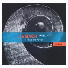 Bach:Sonatas And Partitas For Violin Solo CD2 - Monica Huggett