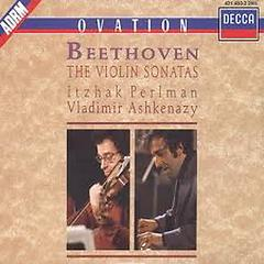 Beethoven: The Violin Sonatas CD4 - Itzhak Perlman