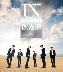 Unlimited (Japanese) - B.A.P