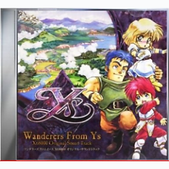 Wanderers From Ys X68000 Original Sound Track CD2 - Falcom Sound Team JDK