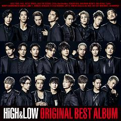 HiGH & LOW ORIGINAL BEST ALBUM CD2 - Various Artists