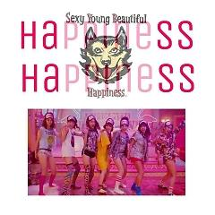 Sexy Young Beautiful - Happiness