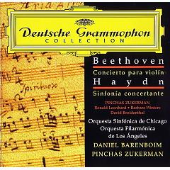 Beethoven · Haydn  Concerto for Violin and Orchestra Op.61 · Sinfonia Concer... - Various Artists