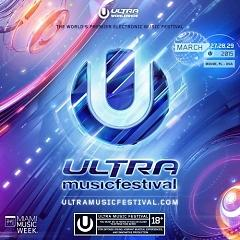 Ultra Music Festival Miami 2016 - Various Artists
