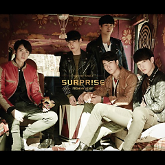 5URPRISE 1st Single From My Heart - 5urprise