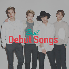 KPOP Boygroups Debut Songs Collection - Various Artists