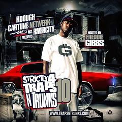 Strictly 4 The Traps N Trunks 10 (CD1) - Various Artists