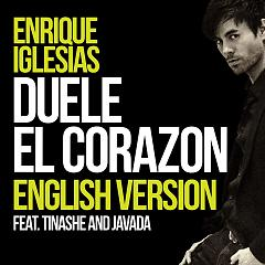 Duele El Corazon (English Version) (Single) - Enrique Iglesias