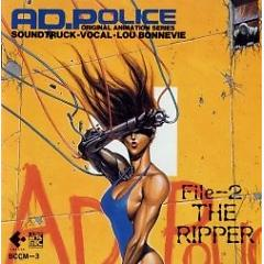 AD.Police File-2 The Ripper - Various Artists