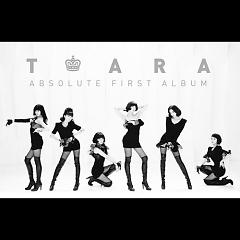 Absolute First - T-ARA