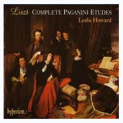 Liszt Complete Music For Solo Piano Vol.48 - The Complete Paganini Etudes - Leslie Howard