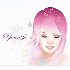 A Perfect Day To Say I Love You (Repackage Album) - Younha
