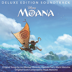 Moana OST (Deluxe Edition) - Various Artists