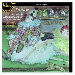 Marionettes, A Musical Snuffbox & Other Piano Musi No. 2 - Stephen Coombs