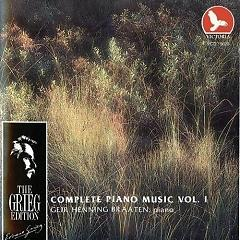 Edvard Grieg - Complete Piano Music Vol 10 (CD2) - Edvard Grieg